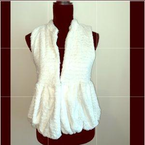 Wonder Nation Girl Faux Fur Vest